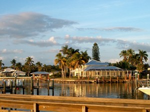 Marco Island canal-front home