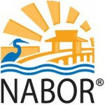homes for sale in Naples, Florida - NABOR Market Report logo