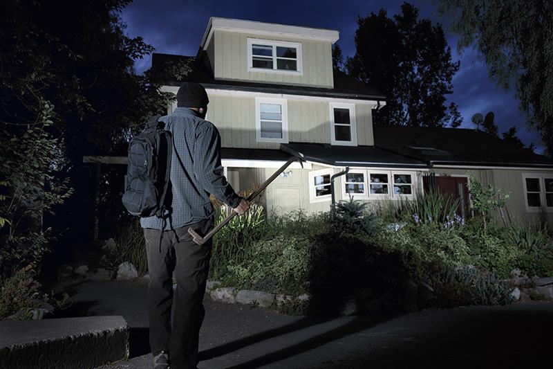 7 Easy Ways To Burglar Proof Your Home David Critzer