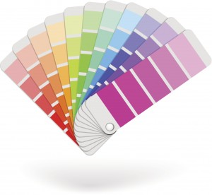 paint color strips