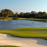 Pelican Bay golf course Naples, Florida