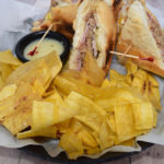 Cuban sandwich photo courtesy of Fernandez the Bull restaurant, Naples, Florida