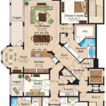 Talis Park Naples Carrara Condo Floor Plan