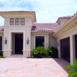 Isabella 2-story new construction home by London Bay Homes, at Mediterra, Naples. photo: mediterranapleslp.com