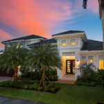 Stock Signature Homes Polynesia Model, Marco Island - contact David