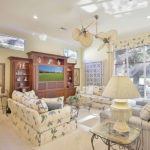 Family room - Contact David Critzer to buy this elegan home at 28608 via D Arezzo in BOnita Springs - naplesbonitamarco.com